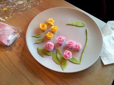 Bonjour les roses